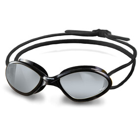 Head Tiger Race Mid Goggles, black-smoke